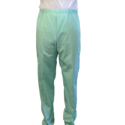 Unisex Hospital Trousers with Fully Elasticated Waist & back pocket, Made in England